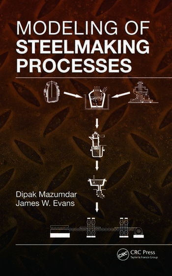 Modeling of Steelmaking Processes book cover