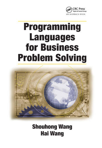 Programming Languages for Business Problem Solving book cover