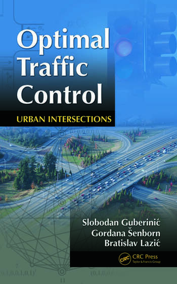 Optimal Traffic Control Urban Intersections book cover