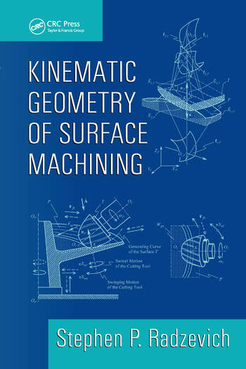 Kinematic Geometry of Surface Machining book cover