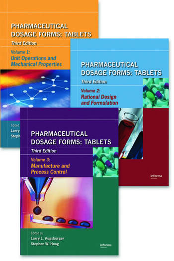 Pharmaceutical Dosage Forms - Tablets book cover