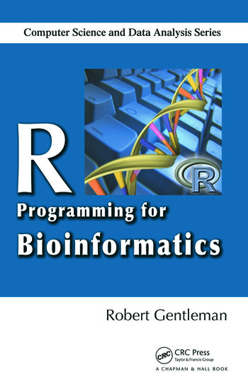 R Programming for Bioinformatics book cover
