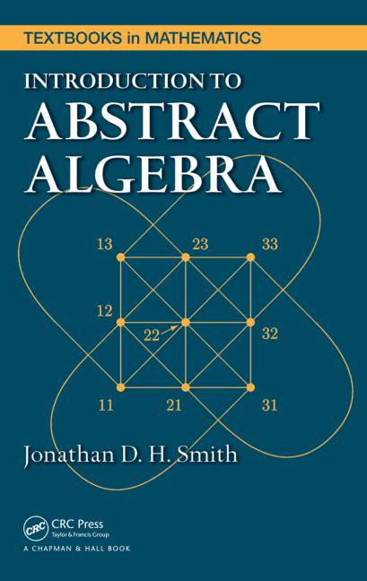 Introduction to Abstract Algebra book cover