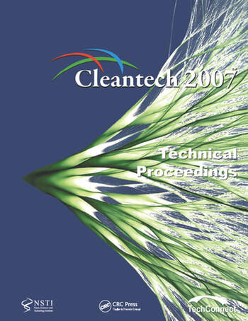 Technical Proceedings of the 2007 Cleantech Conference and Trade Show book cover
