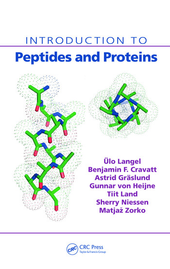 Introduction to Peptides and Proteins book cover