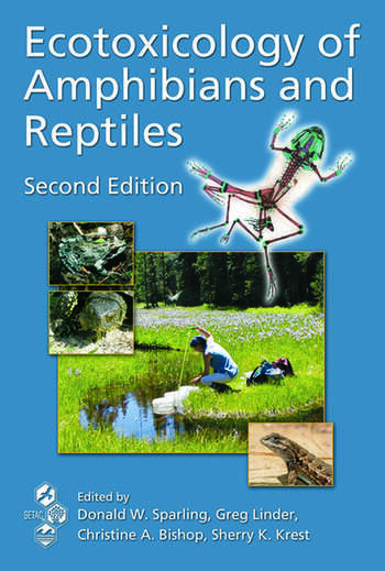 Ecotoxicology of Amphibians and Reptiles book cover