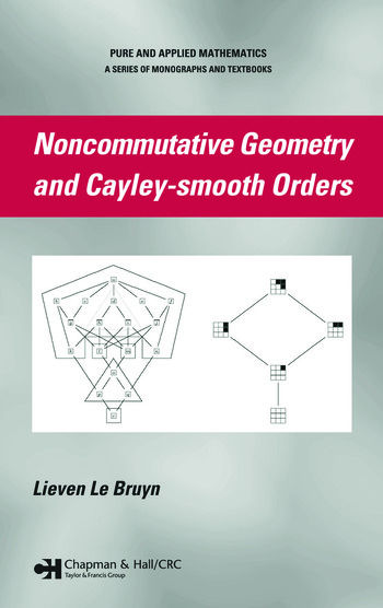 Noncommutative Geometry and Cayley-smooth Orders book cover