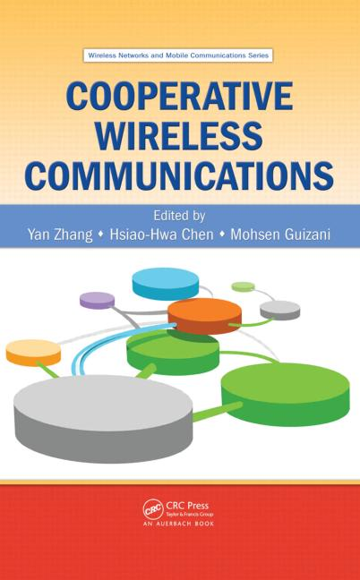 Cooperative Wireless Communications book cover
