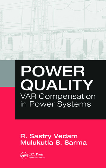 Power Quality VAR Compensation in Power Systems book cover