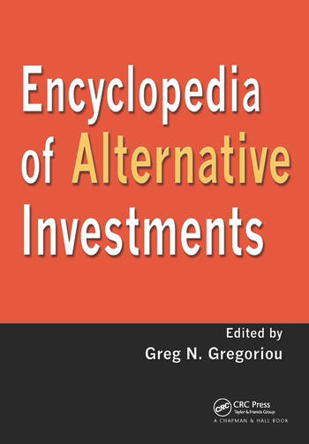 Encyclopedia of Alternative Investments book cover