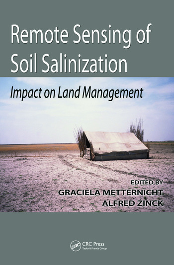 Remote Sensing of Soil Salinization Impact on Land Management book cover