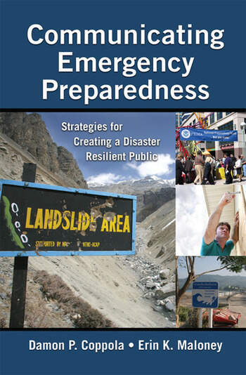 Communicating Emergency Preparedness Strategies for Creating a Disaster Resilient Public book cover