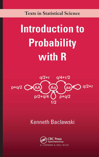 Introduction to Probability with R book cover