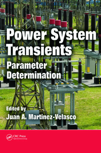 Power System Transients Parameter Determination book cover
