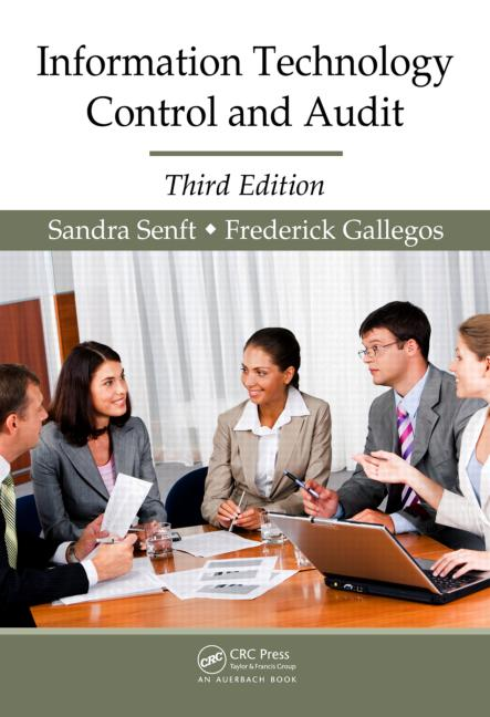 Information Technology Control and Audit, Third Edition book cover