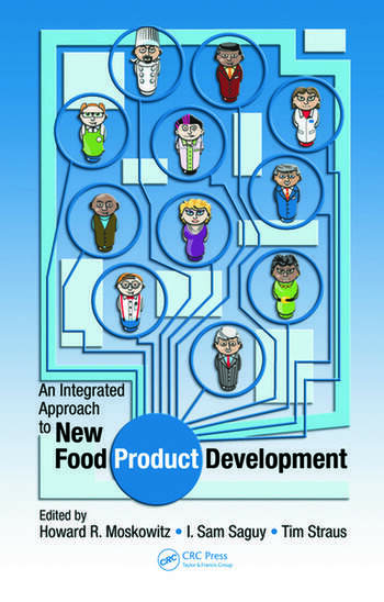 An Integrated Approach to New Food Product Development book cover