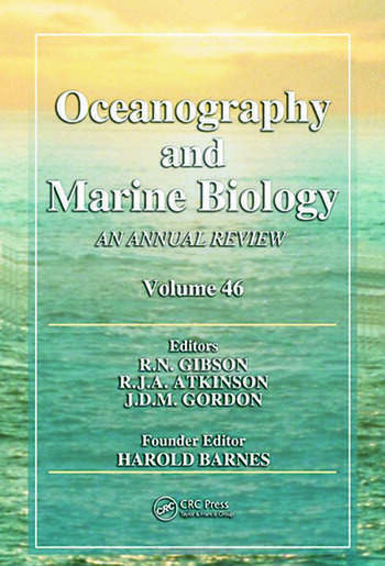 Oceanography and Marine Biology An Annual Review, Volume 46 book cover