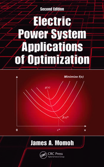 Electric Power System Applications of Optimization book cover