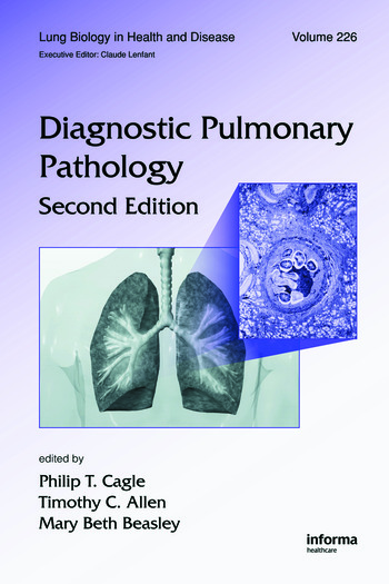 Diagnostic Pulmonary Pathology book cover