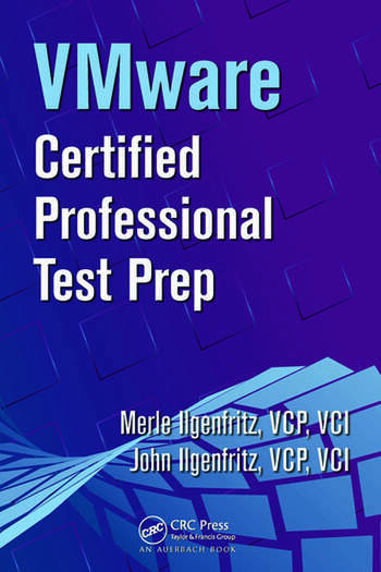 VMware Certified Professional Test Prep book cover