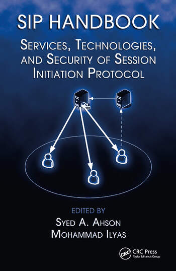 SIP Handbook Services, Technologies, and Security of Session Initiation Protocol book cover
