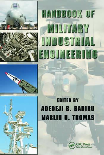 Handbook of Military Industrial Engineering book cover