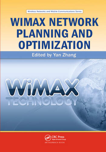 WiMAX Network Planning and Optimization book cover