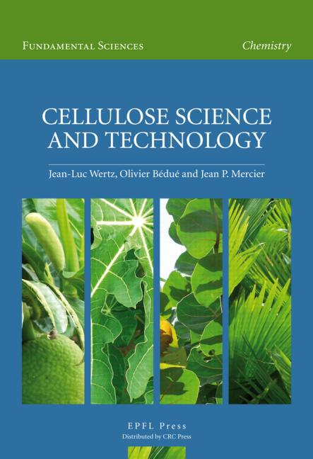 Cellulose Science and Technology book cover