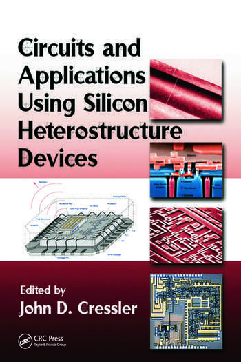 Circuits and Applications Using Silicon Heterostructure Devices book cover