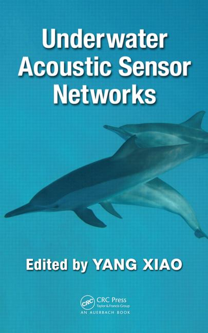 Underwater Acoustic Sensor Networks book cover