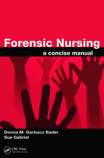 Forensic Nursing A Concise Manual book cover
