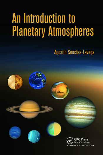 An Introduction to Planetary Atmospheres book cover