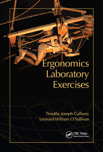Ergonomics Laboratory Exercises book cover