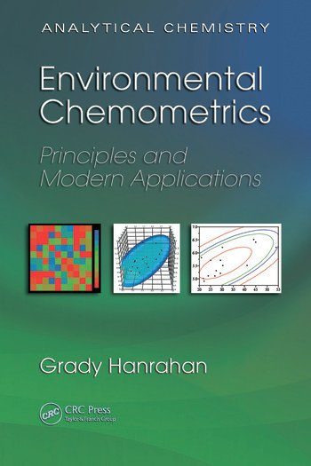 Environmental Chemometrics Principles and Modern Applications book cover