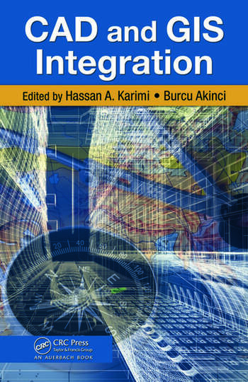 CAD and GIS Integration book cover