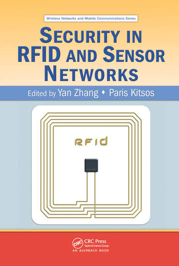 Security in RFID and Sensor Networks book cover