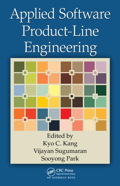 Applied Software Product Line Engineering book cover