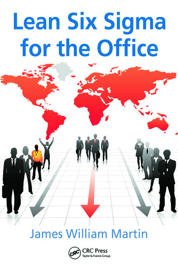 Lean Six Sigma for the Office book cover
