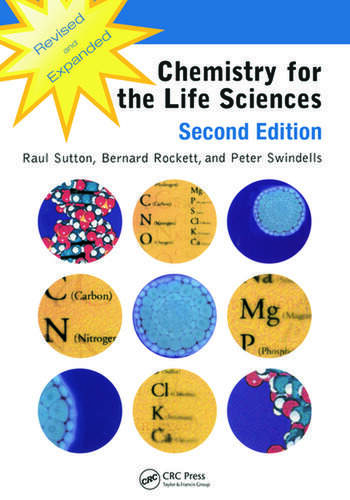 Chemistry for the Life Sciences book cover