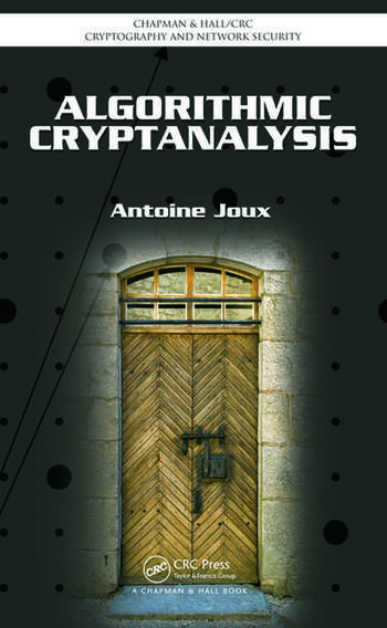 Algorithmic Cryptanalysis book cover