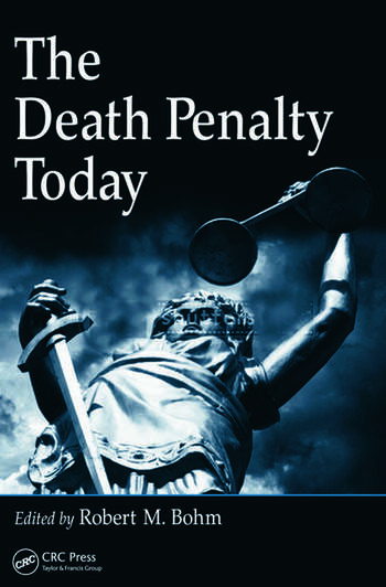 The Death Penalty Today book cover
