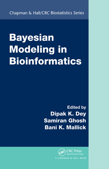 Bayesian Modeling in Bioinformatics book cover