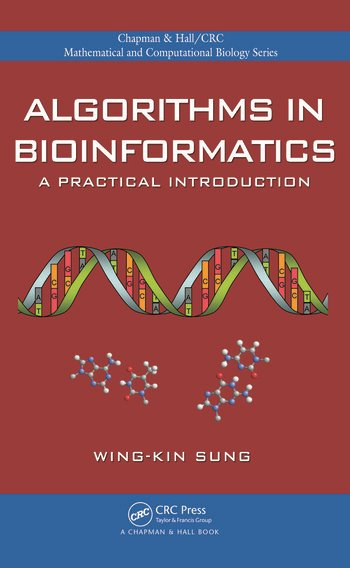 Algorithms in Bioinformatics A Practical Introduction book cover