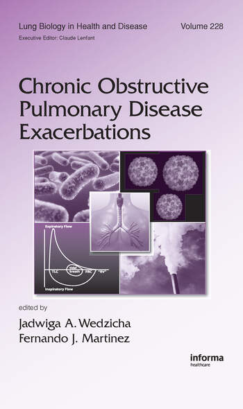 Chronic Obstructive Pulmonary Disease Exacerbations book cover