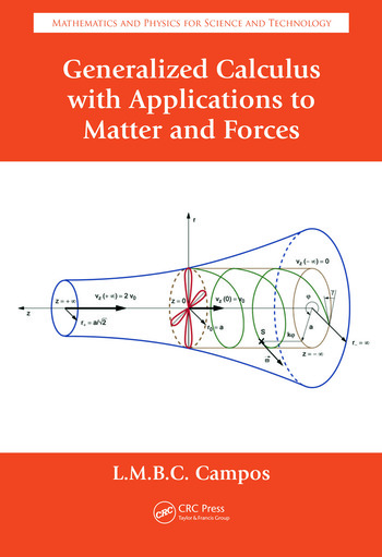 Generalized Calculus with Applications to Matter and Forces book cover