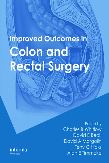 Improved Outcomes in Colon and Rectal Surgery book cover