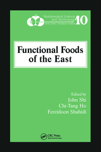 Functional Foods of the East book cover