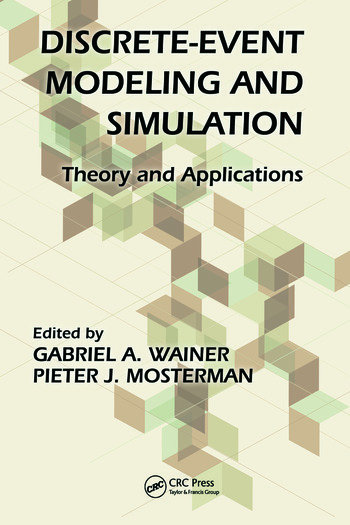 Discrete-Event Modeling and Simulation Theory and Applications book cover