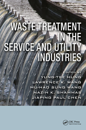 Waste Treatment in the Service and Utility Industries book cover