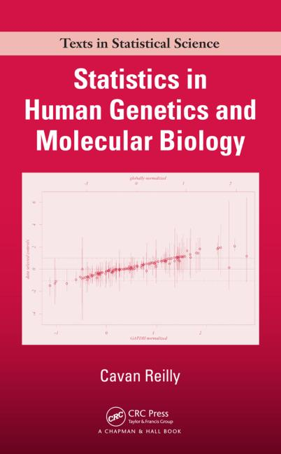 Statistics in Human Genetics and Molecular Biology book cover